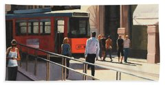 Milan Trolley Bath Towel