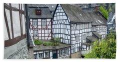 Monschau In Germany Hand Towel