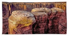 Monument Basin, Canyonlands Hand Towel