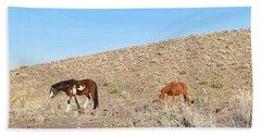 Mustangs Hand Towel
