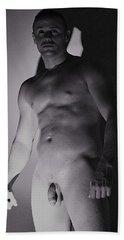 Mystic Muscle Bath Towel by Jake Hartz
