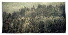 Mystic Woods Hand Towel