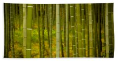 Mystical Bamboo Bath Towel
