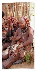 Namibia Tribe 6 Hand Towel