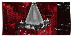 New York Life Building Hand Towel