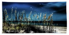 Night Moves Hand Towel
