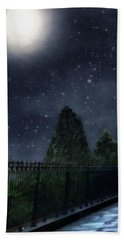 Nightwalk Bath Towel by RC deWinter
