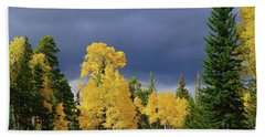 North Rim Fall  Hand Towel