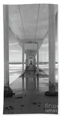 Ocean Beach Pier Bath Towel