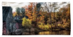 Old Mill Boards Hand Towel
