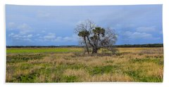 Open Fields Bath Towel