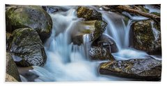 Oregon Stream  Bath Towel