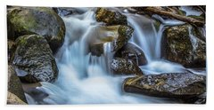 Oregon Stream  Hand Towel