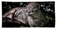 Otter Hand Towel