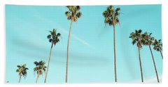 Palm Trees Hand Towel