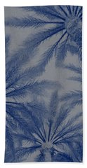 Palm Trees On My Mind Bath Towel