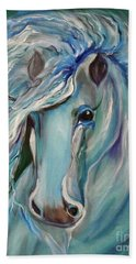 Palomino Hand Towel by Jenny Lee