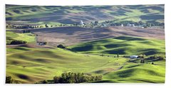 Palouse Bath Towel