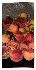 Peaches Bath Towel