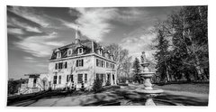 Peirce Farm At Witch Hill Hand Towel