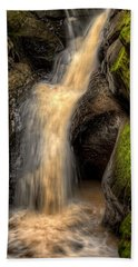 Pewits Nest Middle Waterfall Hand Towel