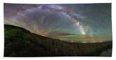 Hand Towel featuring the photograph Pinnacles  by Aaron J Groen