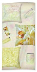 Hand Towel featuring the photograph Pinterest by Nareeta Martin
