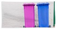 Plastic Bins Bath Towel