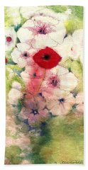 Poppies Hand Towel