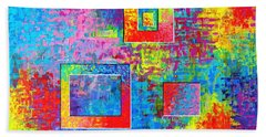 Portals Of Color Bath Towel