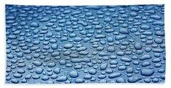 Precipitation 4 Bath Towel