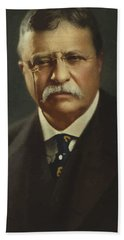 President Theodore Roosevelt  Hand Towel