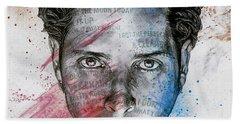 Pretty Noose - Tribute To  Chris Cornell Hand Towel