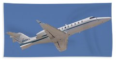 Private Jet Hand Towel