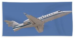 Private Jet Bath Towel