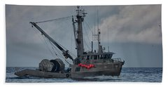 Bath Towel featuring the photograph Prosperity by Randy Hall