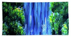 River Of Life Hand Towel