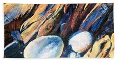 Rocky Beach Bath Towel