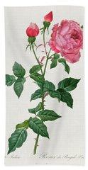 Rosa Indica Bath Towel
