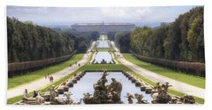 Royal Palace Of Caserta Hand Towel