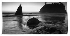 Ruby Beach  Bath Towel