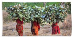 rural Rajasthan Hand Towel