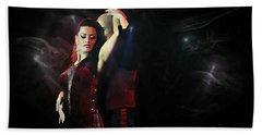 Salsa,salsadancer,salsadance, Hand Towel