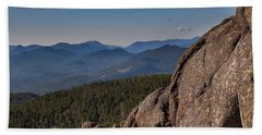 Sandwich Range From Mount Chocorua Bath Towel
