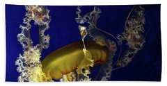 Sea Nettle Jellies Bath Towel