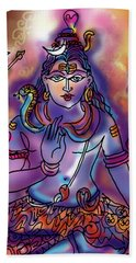 Shiva Dhyan Bath Towel