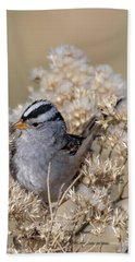 Sparrow Hand Towel