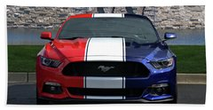 Special Edition 2016 Ford Mustang Bath Towel