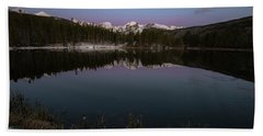 Sprague Lake Bath Towel by Gary Lengyel