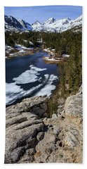 Spring Thaw Hand Towel